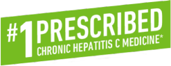 MAVYRET is the #1 prescribed chronic hepatitis C medicine
